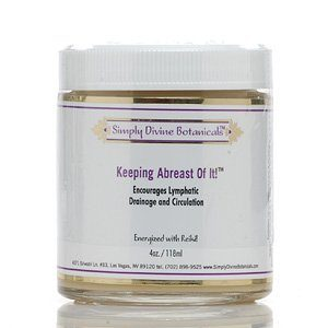 Keeping Abreast Of It® Cream 4oz